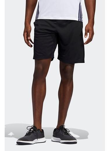 adidas Adidas Erkek Koşu - Yürüyüş Şort 3S Kn Sho Fm2107 Siyah